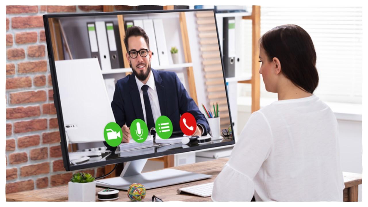ビデオ会議の活用